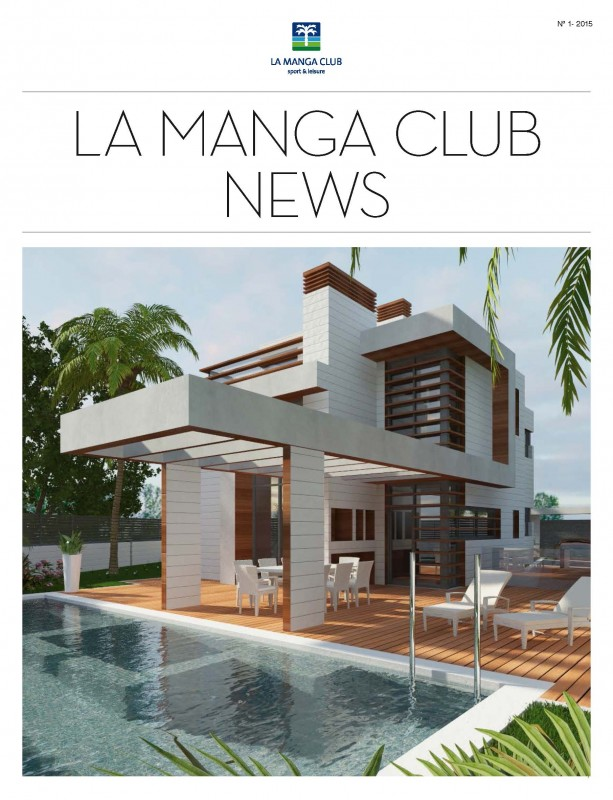 NEWSLETTER LA MANGA CLUB